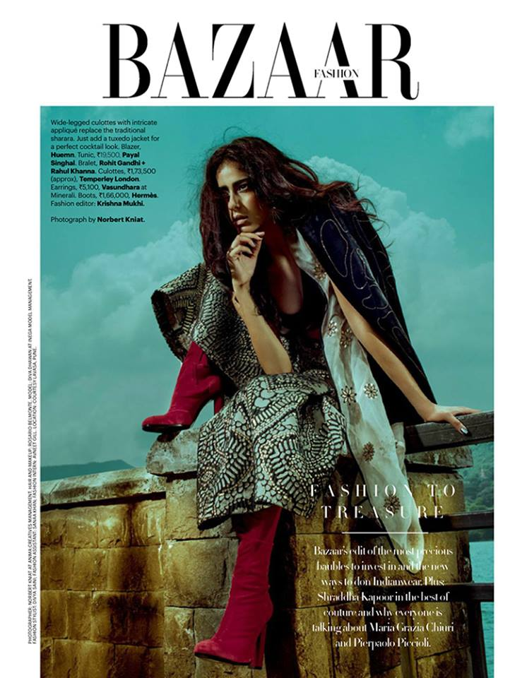 HARPERS BAZAAR, INDIA